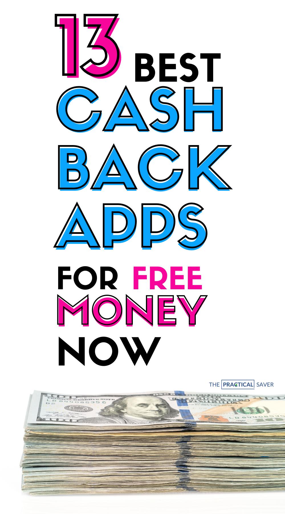 13 Best Free Money Apps For Free Cash Now Best Rewards
