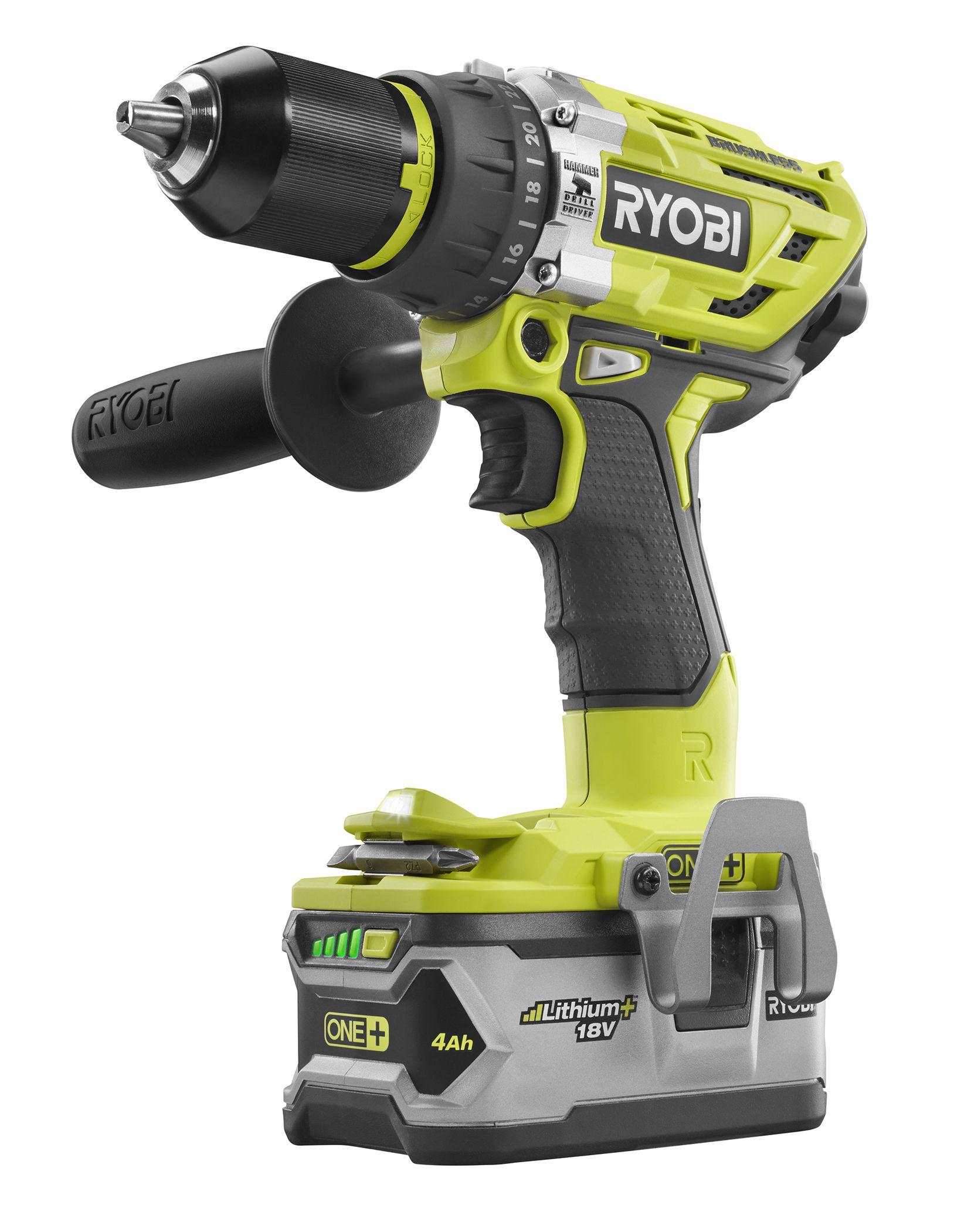 37 Great Gifts For Diyers Ryobi Drill Driver Ryobi Tools
