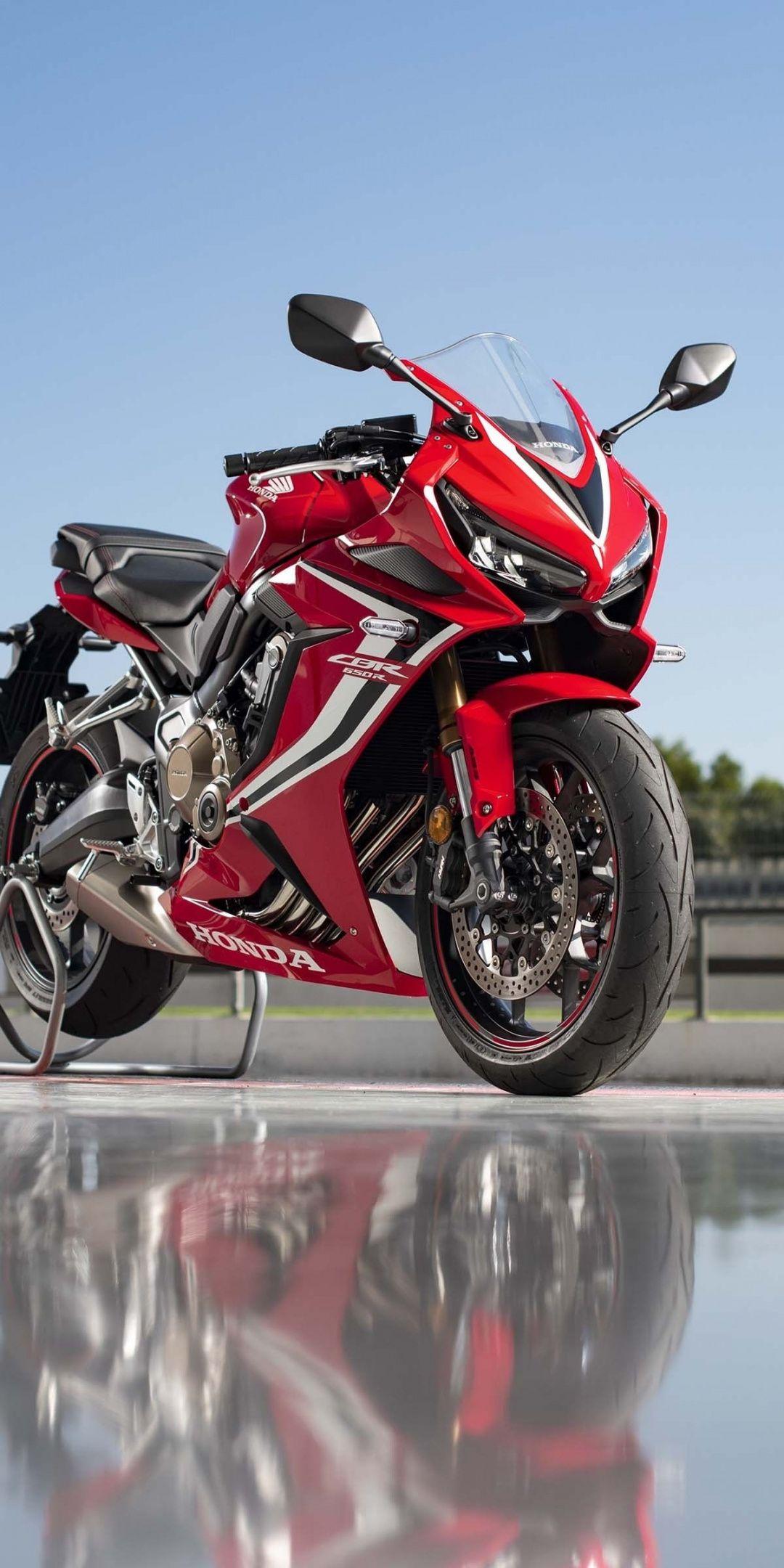 Honda Cbr650r Sports Bike 2019 1080x2160 Wallpaper Bike