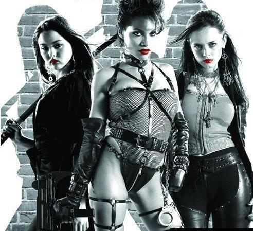 Sin city movie halloween costumes