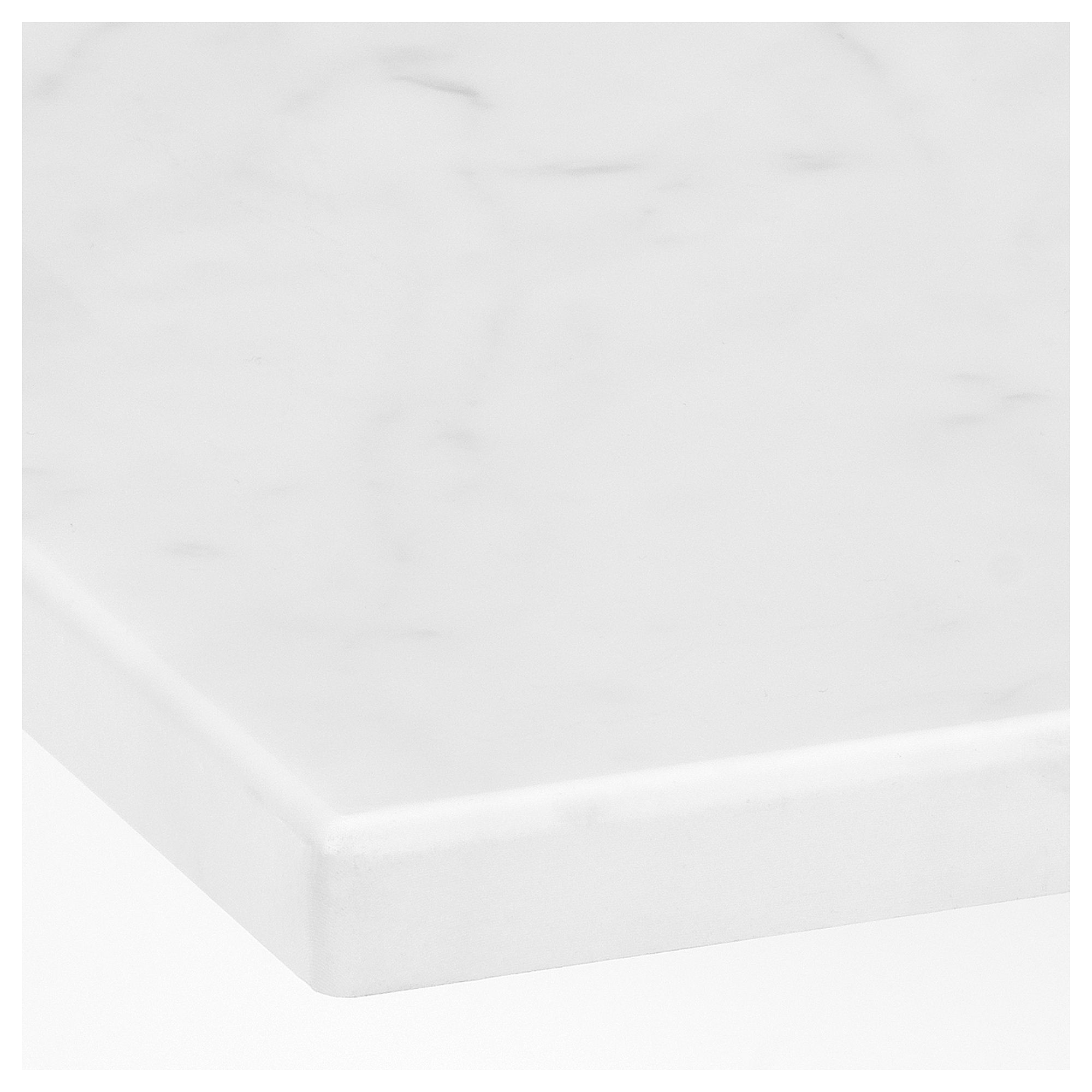 Tolken Countertop Marble Effect 24 3 8x19 1 4 Countertops