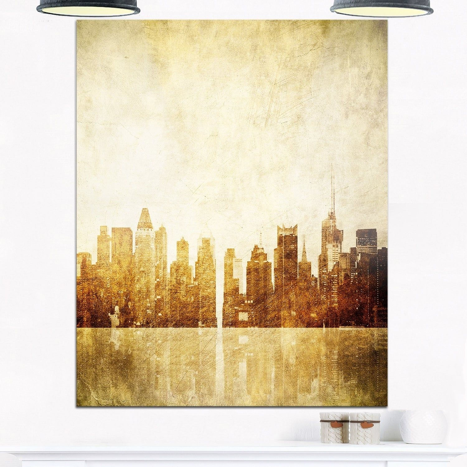 Nice New York Wall Art Contemporary - The Wall Art Decorations ...