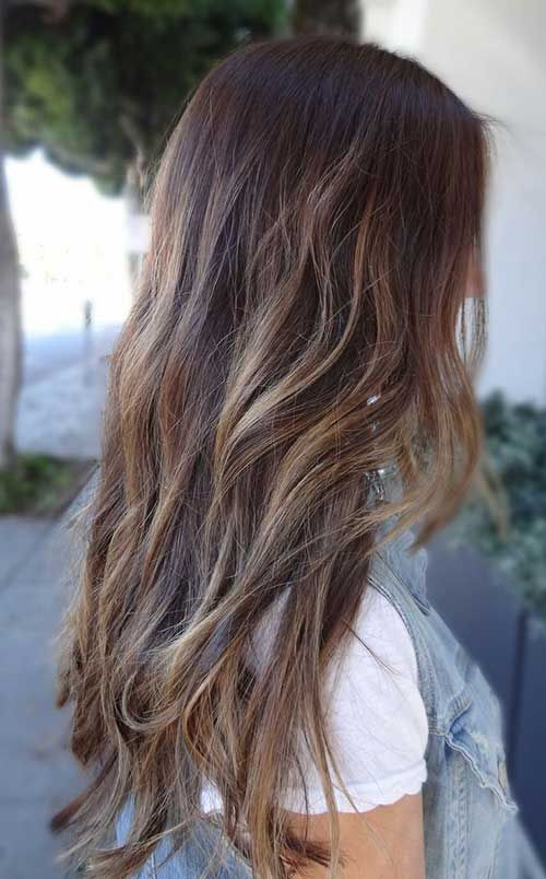 40 Blonde And Dark Brown Hair Color Ideas Hairrr And Stuff