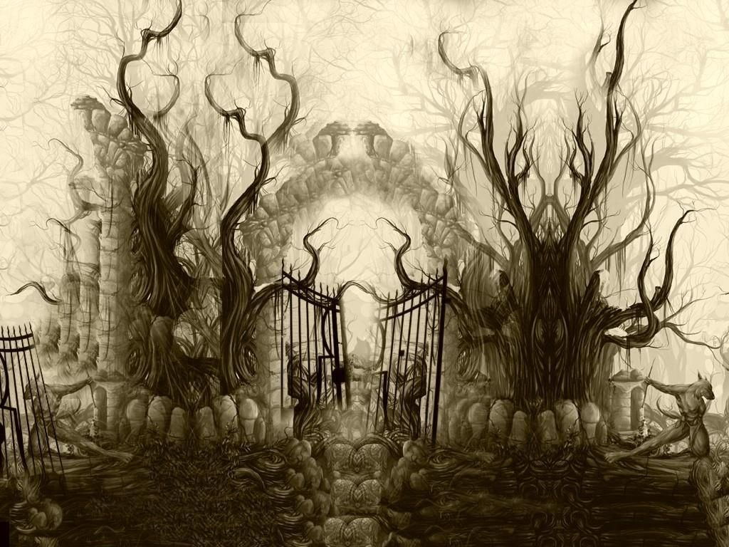 gates of hell artist