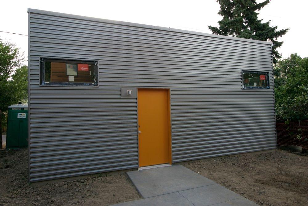 Galvalume Metal Siding Everyone Loves Denver Modern Corrugated Metal Siding House Siding Metal Siding
