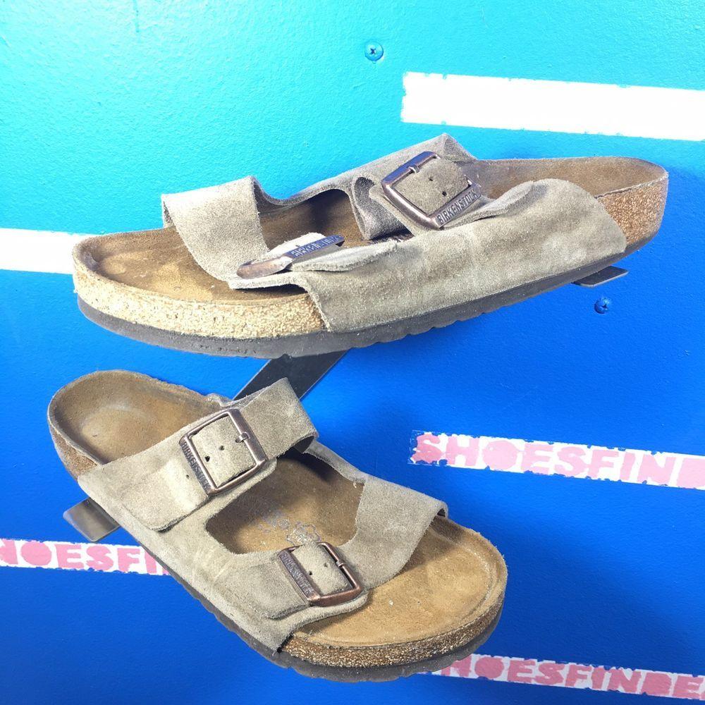 b322b92c4a6 Birkenstock leather shoes sandals size 42 L11- M9  fashion  clothing  shoes   accessories  mensshoes  sandals (ebay link)