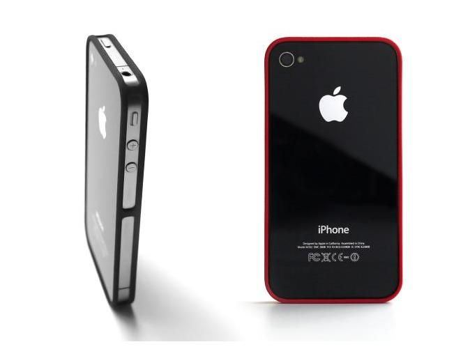 4-4 case for iPhone 4 GSM + CDMA/Verizon