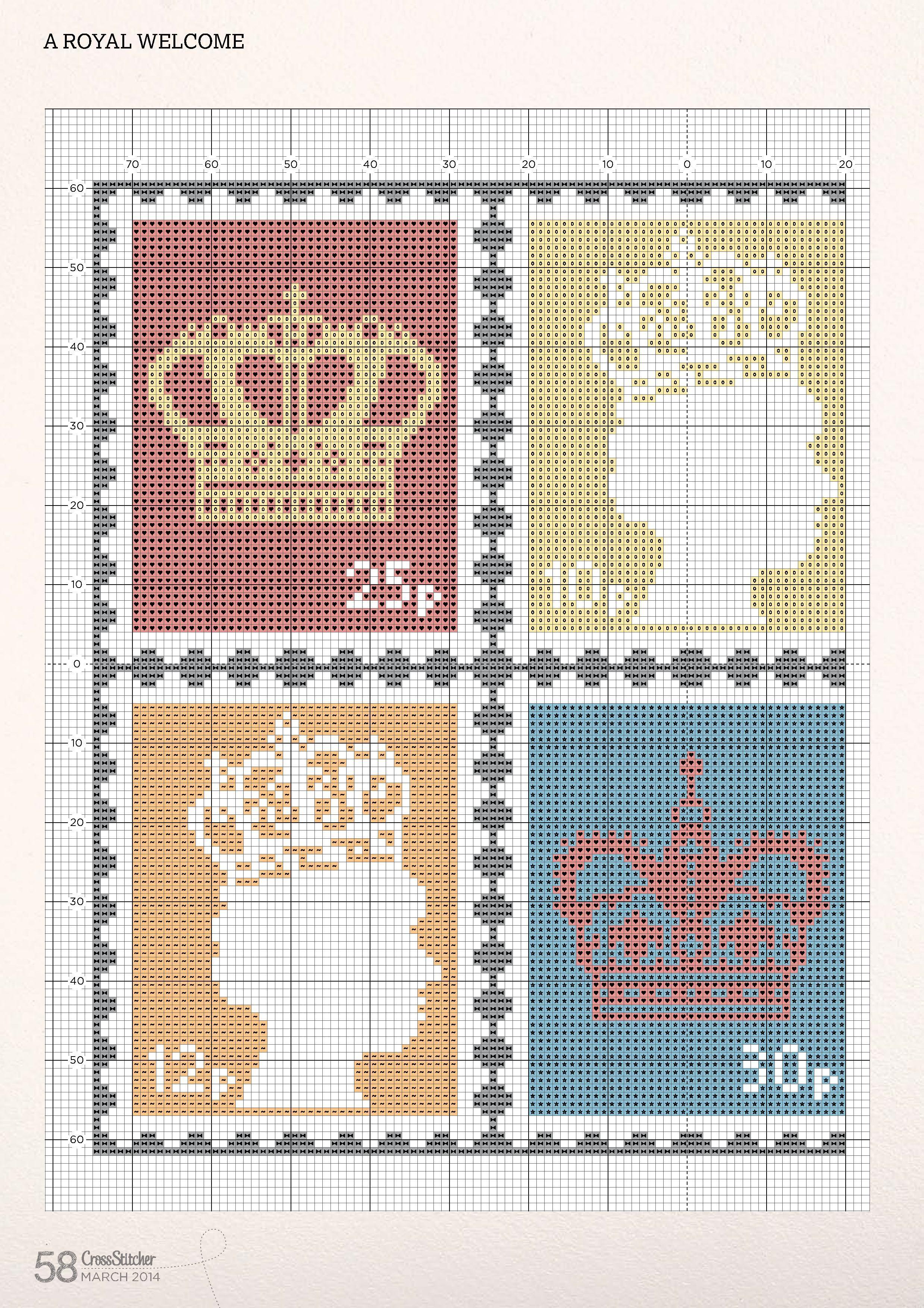 Queen Elizabeth Postage Stamps