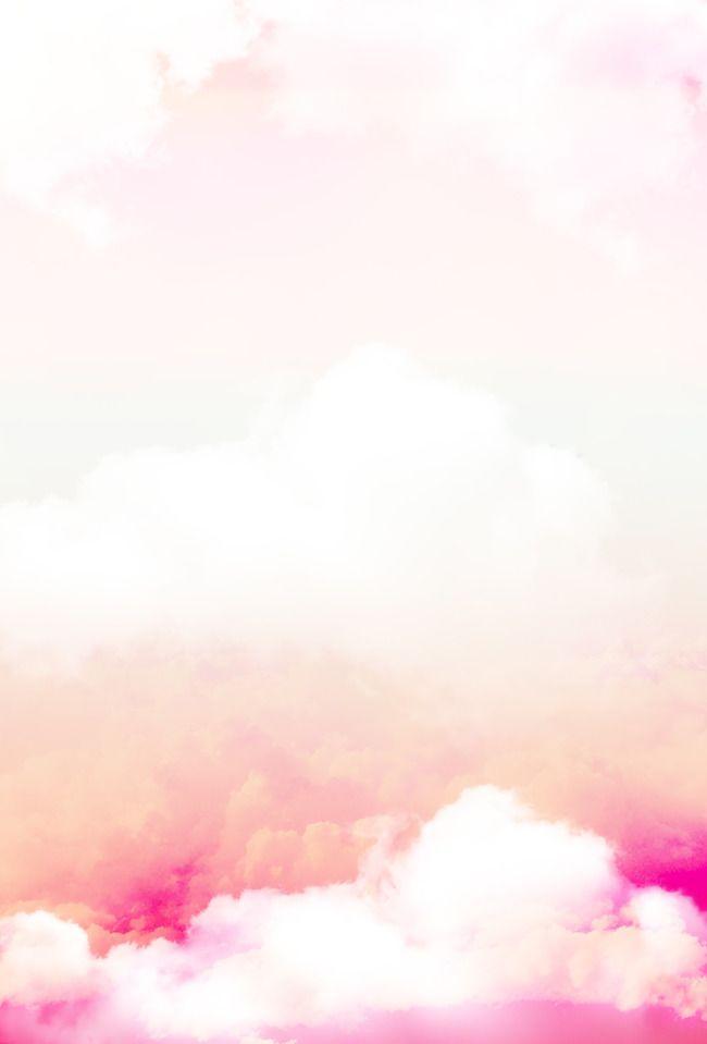 Pink Clouds Dream Background Dream Background Pink Clouds Pink Background