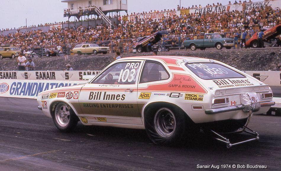Bill Innes * Ford racing, Drag racing cars, Vintage race car