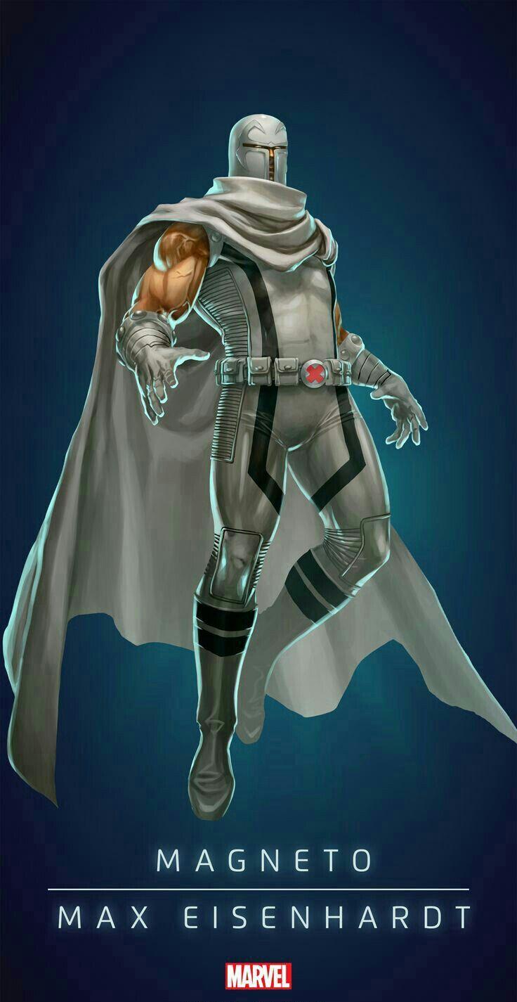 Magneto - Max Eisenhardt