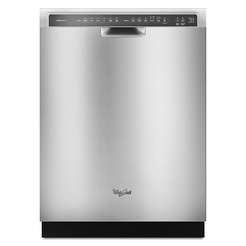 """A well-known brand 24"""" Built-In Dishwasher w/ 100% Stainless Steel Tub - Stainless Steel 