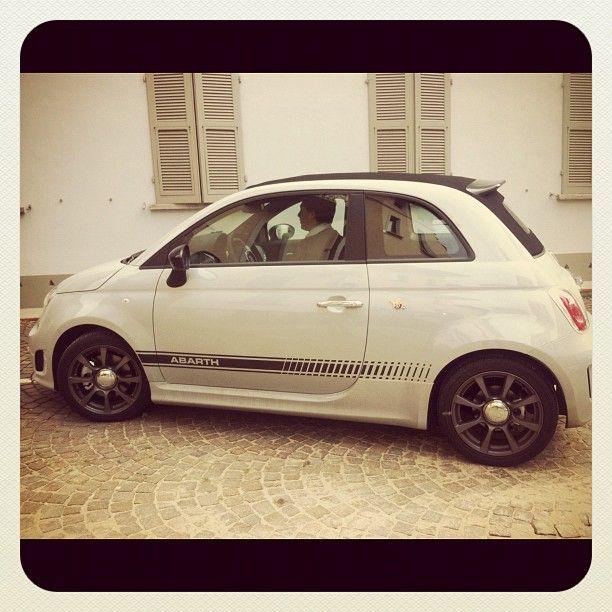Abarth Fiat 500, Fiat, Car