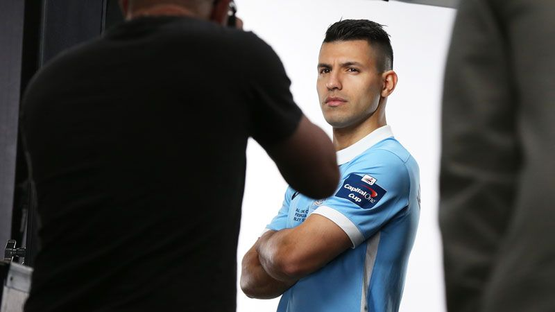 Capital One Cup final: Photoshoot gallery - Manchester City FC
