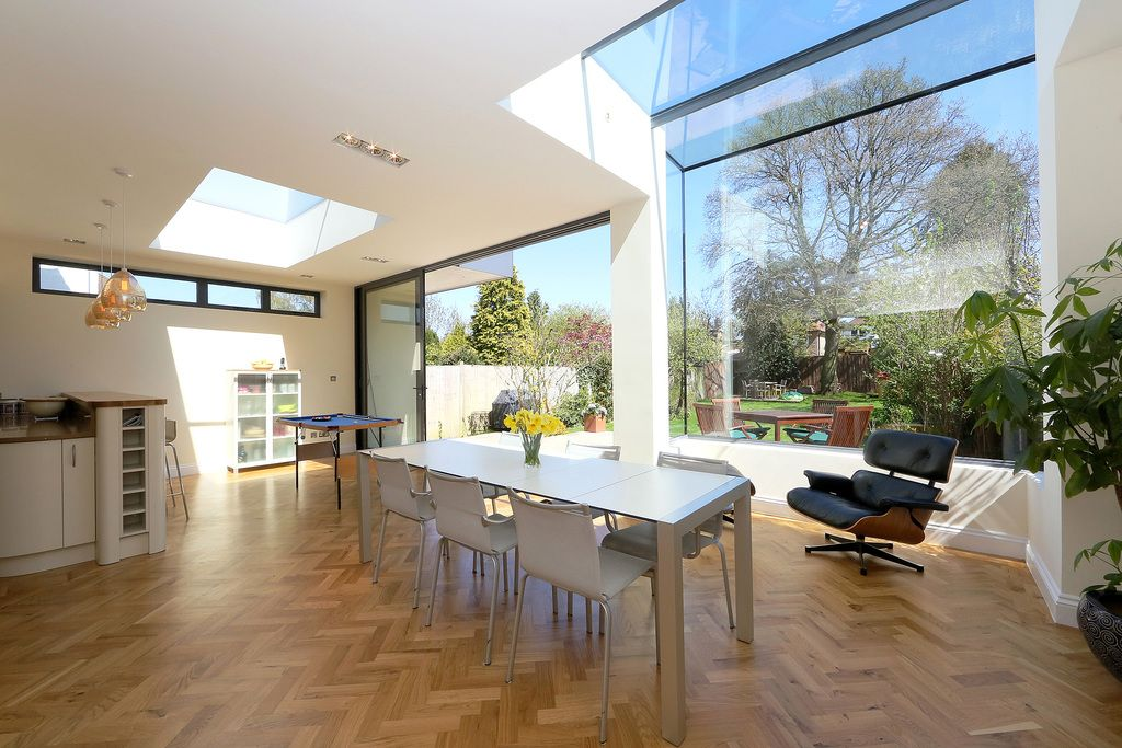 Architectural glazing inspiration for your rear extension — Love Renovate