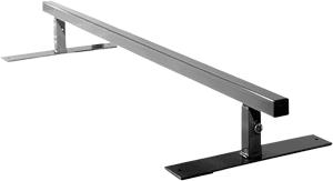 Get Your Grind On This Zero Flatbar 6 Grind Rail Skateboard