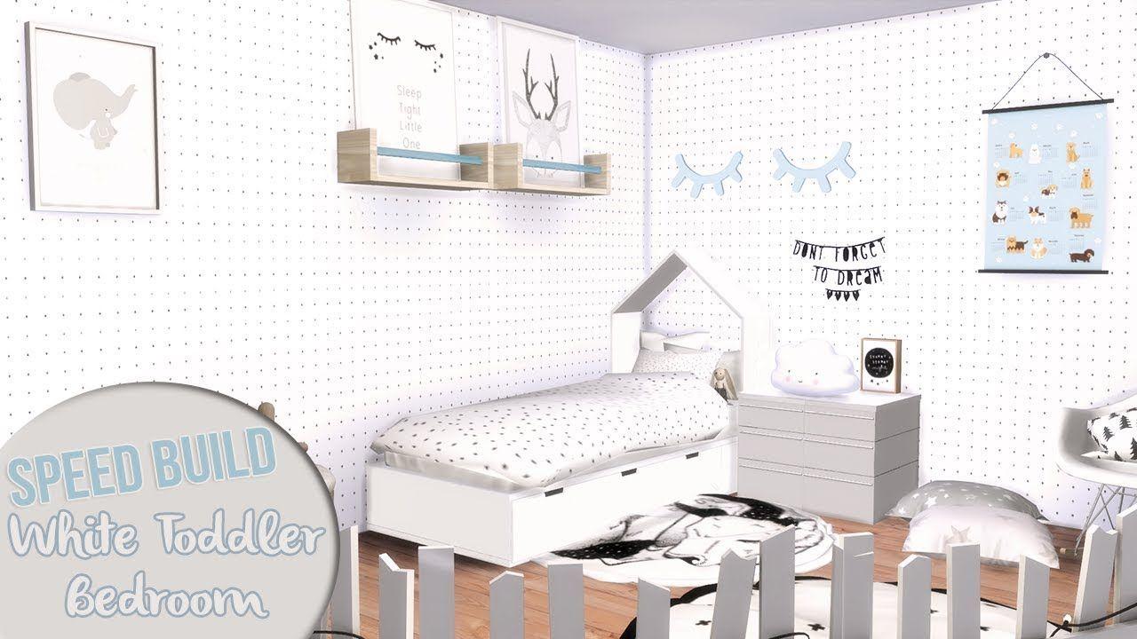 Pin by Edyta Kroplewska on Sims4   Toddler bedrooms, Sims ...
