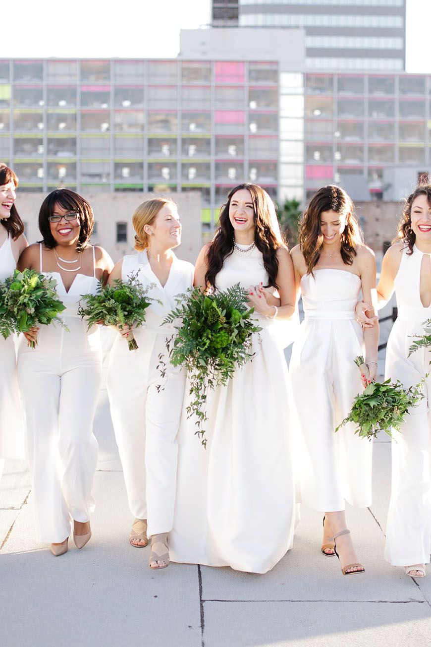 Images of wedding decor New Trends For Bridesmaid Fashion  Alternatives  CHWV wedding