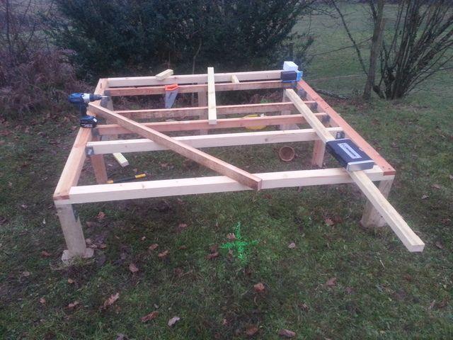 construction d 39 une cabane en bois pour mes enfants 54. Black Bedroom Furniture Sets. Home Design Ideas
