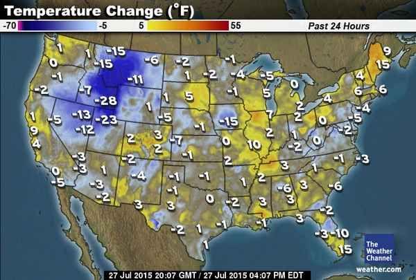 Current Weather Maps - weather.com | weatherweirding | Pinterest