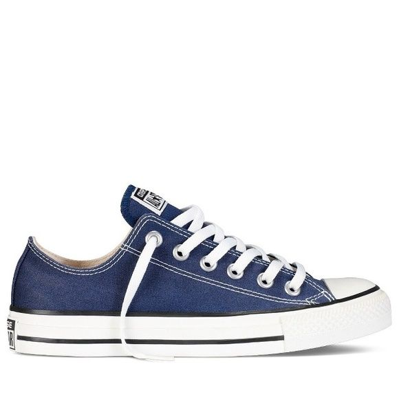 b3d5744f99b0 Converse Dark Blue Converse All Star Converse Shoes Sneakers