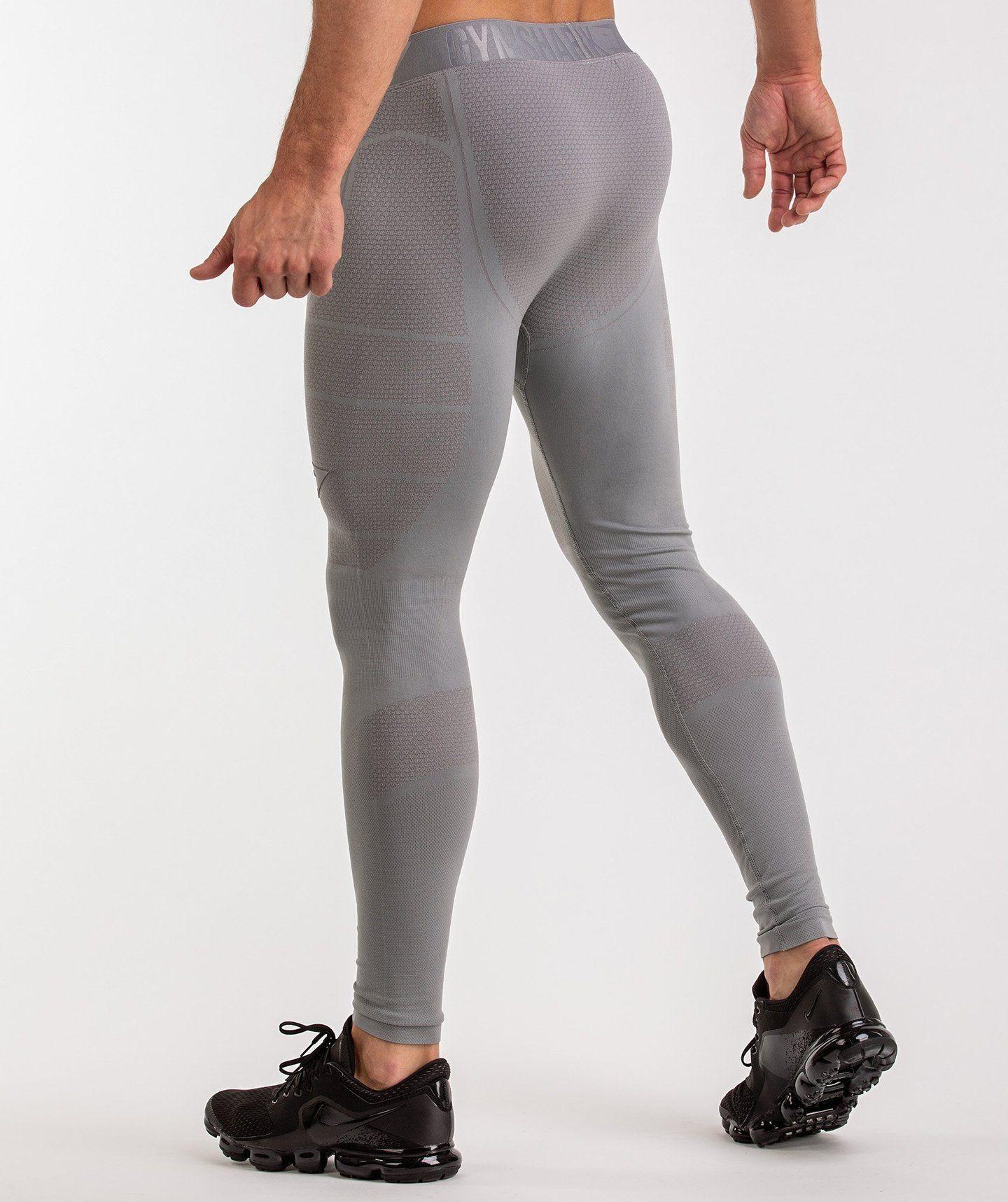 Gymshark Onyx Imperial Leggings - Light Grey 1  c3c8e7ae00a6b