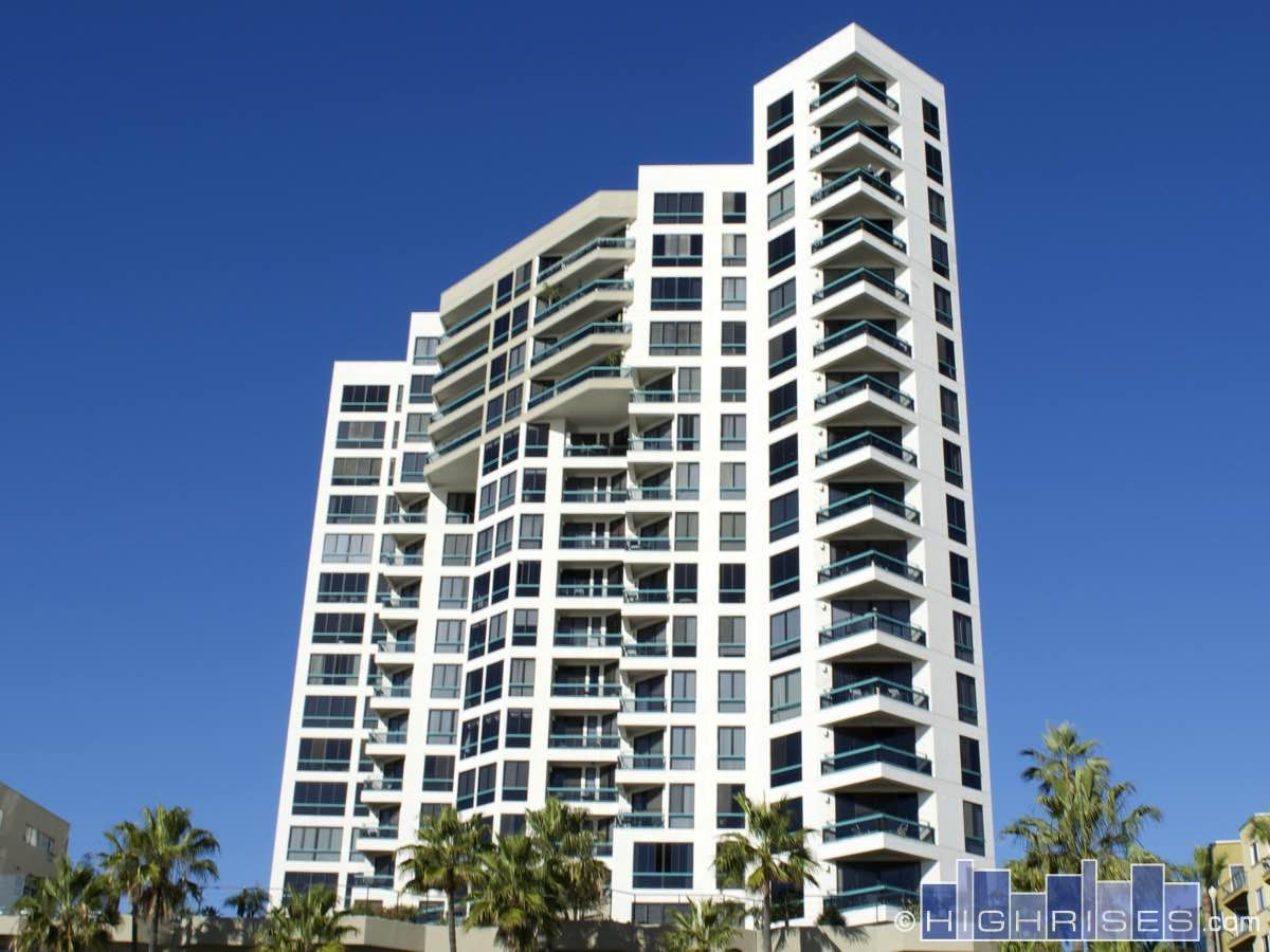 Ocean Club Condos Of Long Beach Ca 1310 E Ocean Blvd Condo