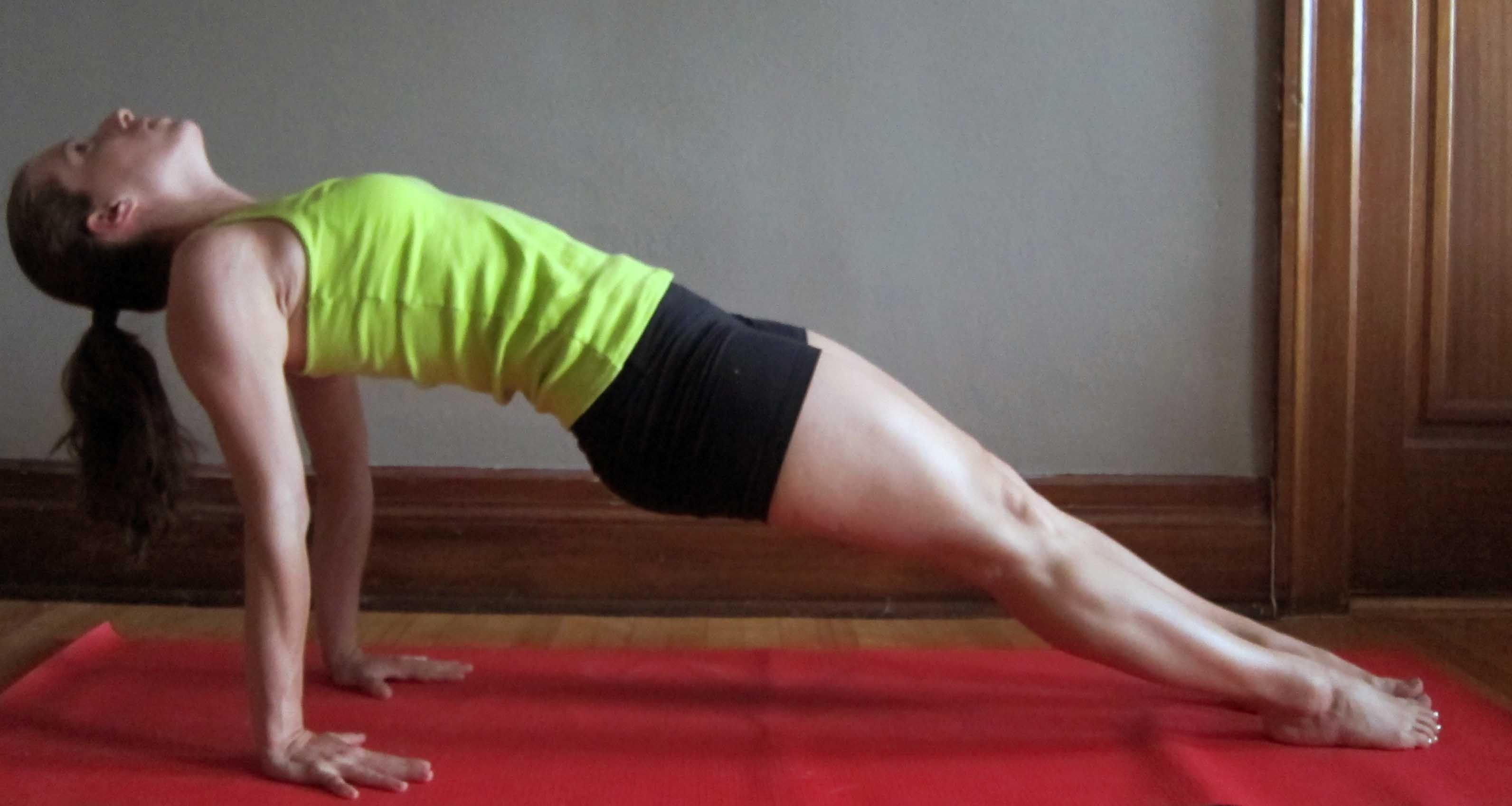 Yoga for Hockey Players 10 poses you should do! - Lauren ...