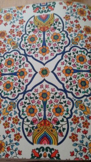 Mandala Boyama Fashion Trends Pinterest Mandala