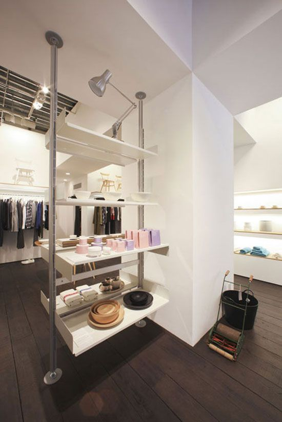Store Design Ideas boutique interior design zionstarnet find the best images of with retail store design ideas Flagship Store Interior Design Ideas By Pentagram Architects