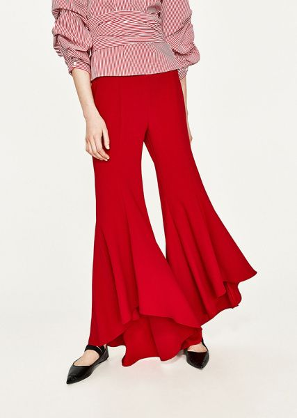 d6841840c5b8 Zara Wants You To Wear Hot Pink With Red