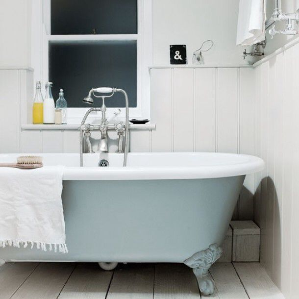 Lambrisering kraaldelen badkamer