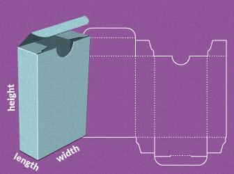 Template Maker Paper Box Template Box Template Printable Box Template