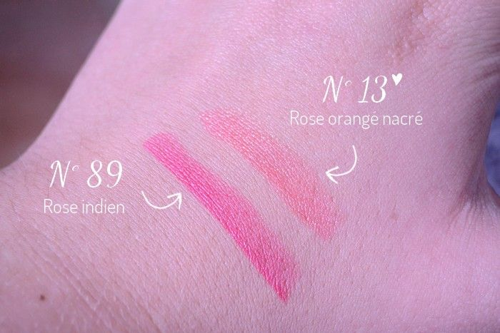 #Avril #swatch #lipstick #pink http://www.avril-beaute.fr/levres/204-rouge-a-levres-rose-indien-n89-3662217002122.html