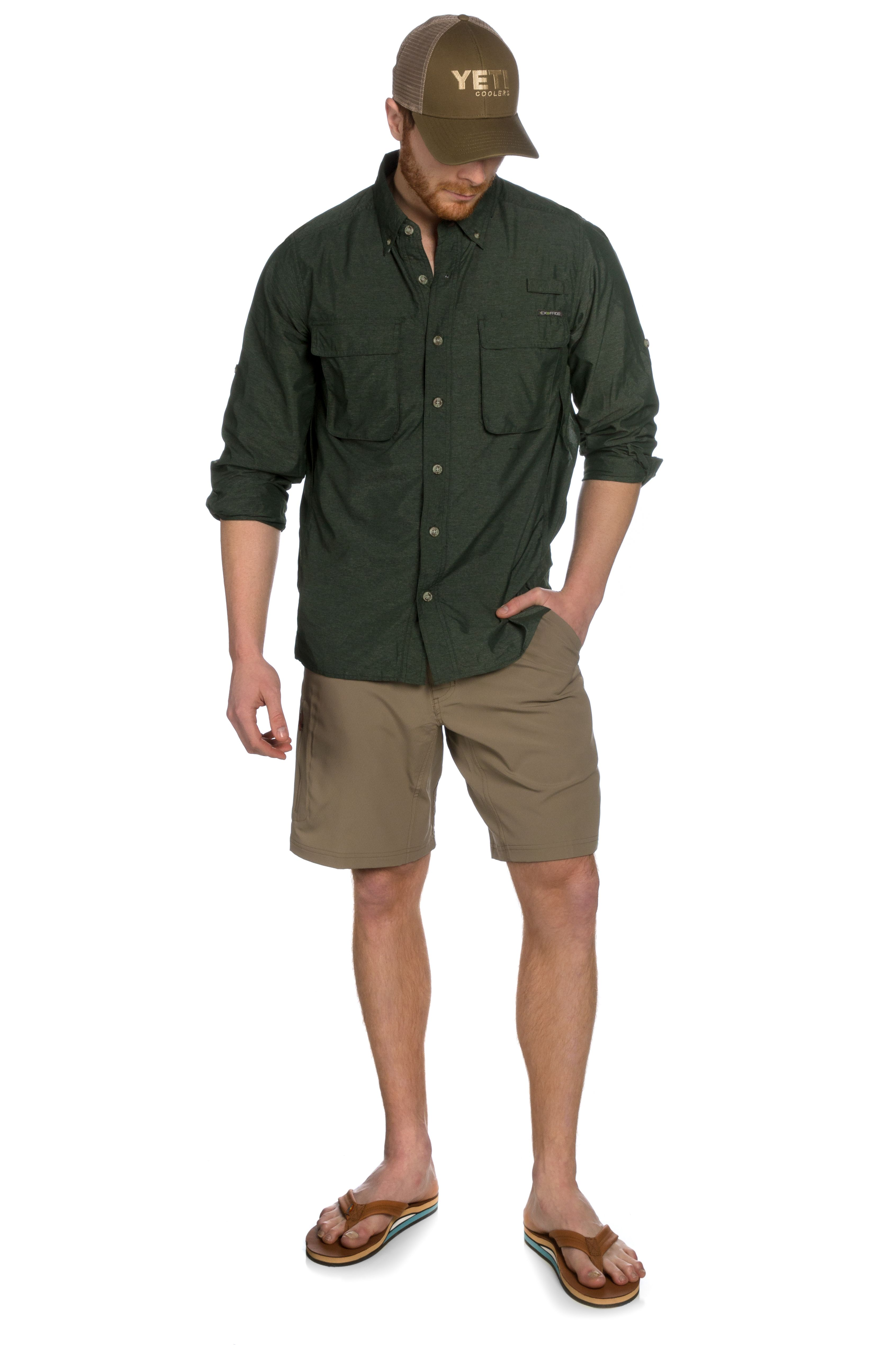 bcdc3cebdcec This outfit consists of Simms Skiff Mens Hybrid Shorts