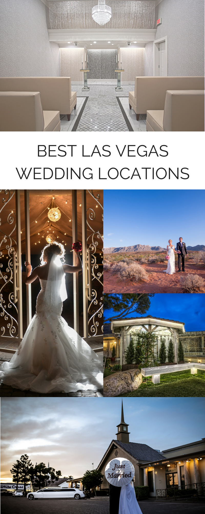 Best Las Vegas Wedding Venues And Ceremony Locations Find Out Which Venue Has The