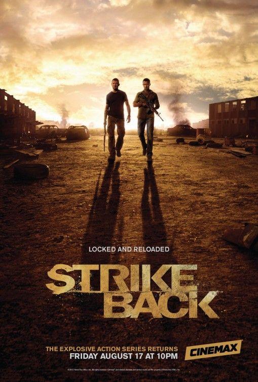 Strike Back Cinemax Strike Back Tv Series Movies To Watch Tv Series