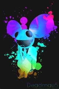 Bleach and color deadmau5