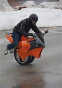 one-wheeled motorcycle - Bing Images