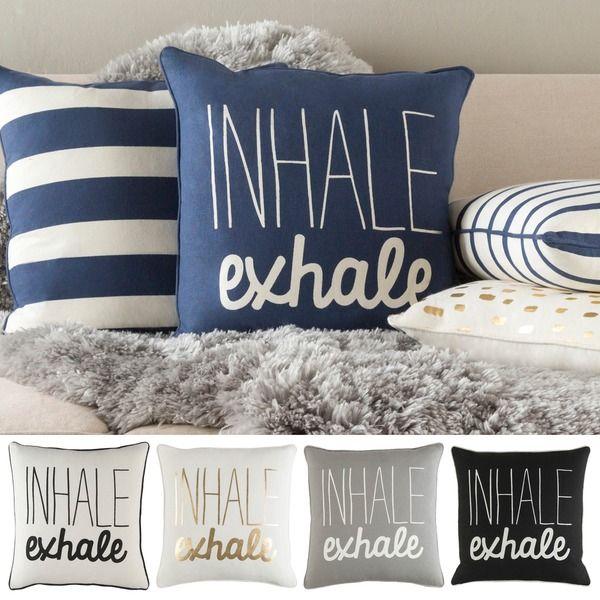 Decorative 18-inch Fair Throw Pillow Shell