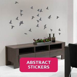 Wall Stickers Decals for your Home or Office Vinyl Impression