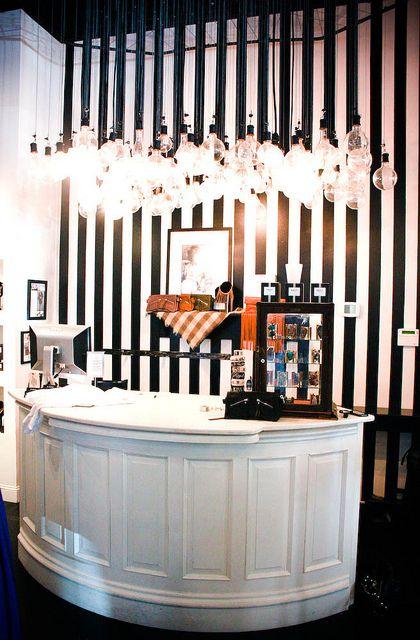 H Audrey Boutique Front Desk Boutique Decor Boutique Interior