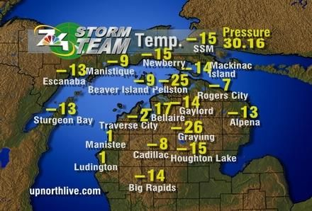 Latest Weather Forecasts Conditions And Radar For Northern Michigan Upnorthlive Com Northern Michigan Alpena Houghton Lake