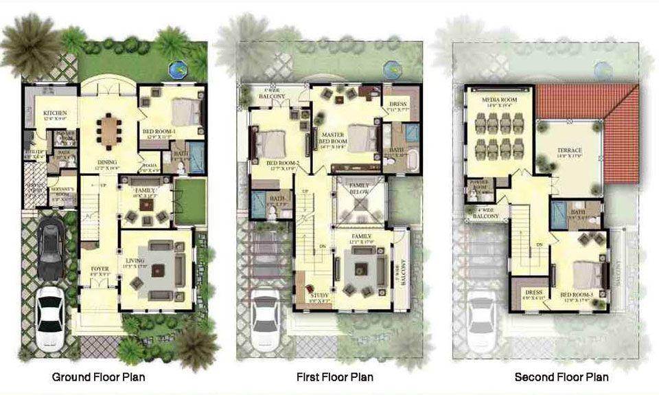 G99 Gurgaon Floor Plans Beautiful architecture, Floor
