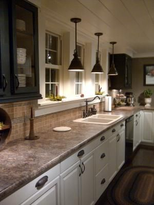 Shop Allen Roth 8 In Bronze Industrial Mini Bell Pendant At Lowes Com House Design Kitchen Home Kitchens Kitchen Inspirations