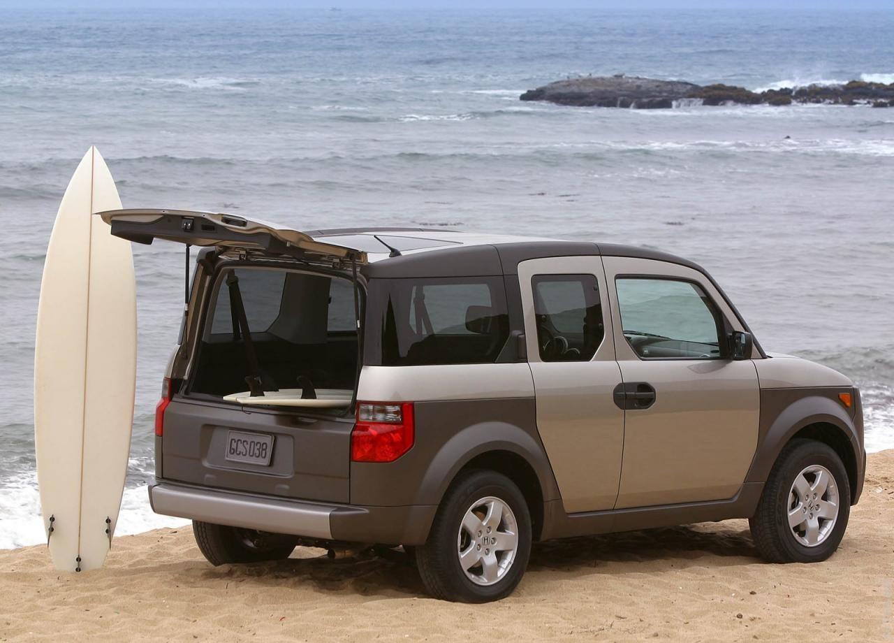 Honda Raskroet V Zheneve Svezhij Civic Hatchback Honda Element