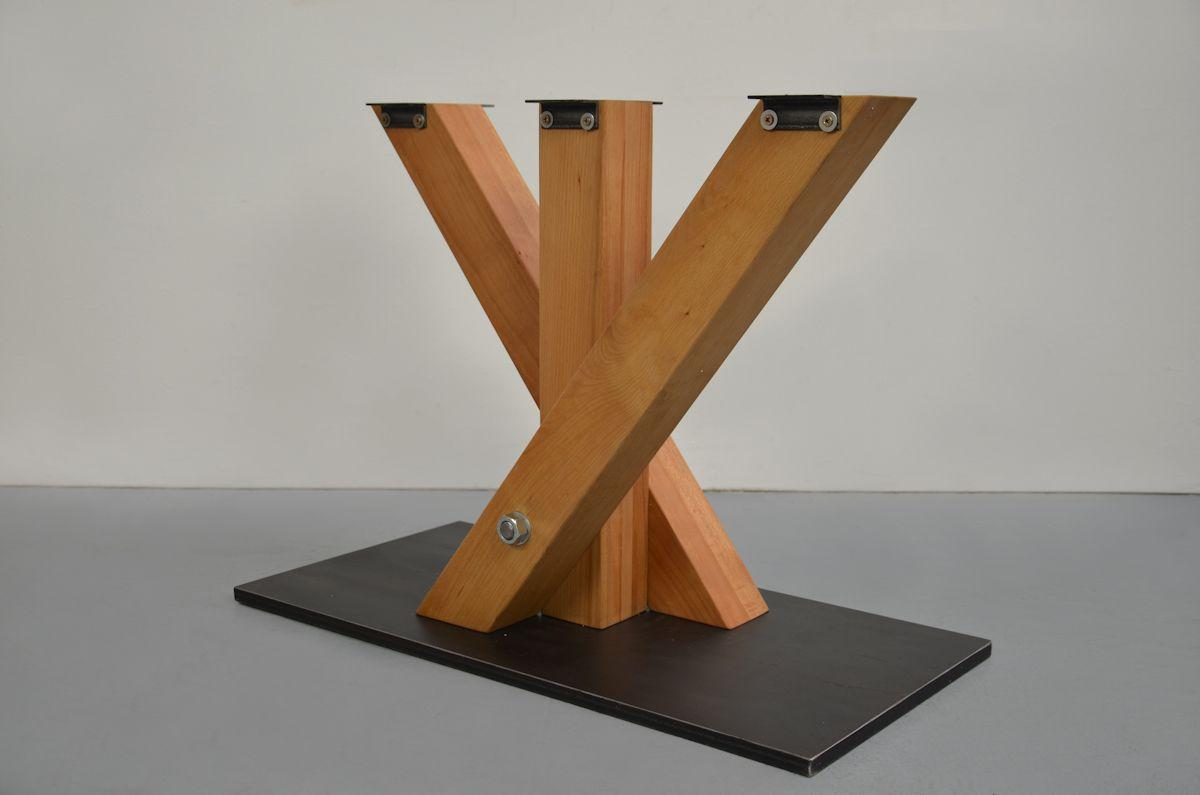 116no tischgestell holz modell fan diy ideas pinterest. Black Bedroom Furniture Sets. Home Design Ideas