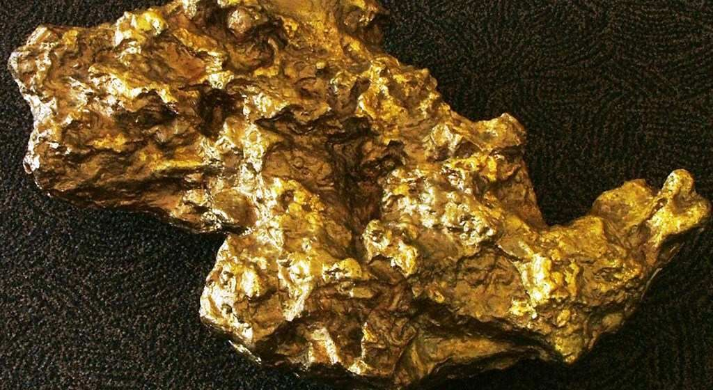 The world's largest gold nugget named the