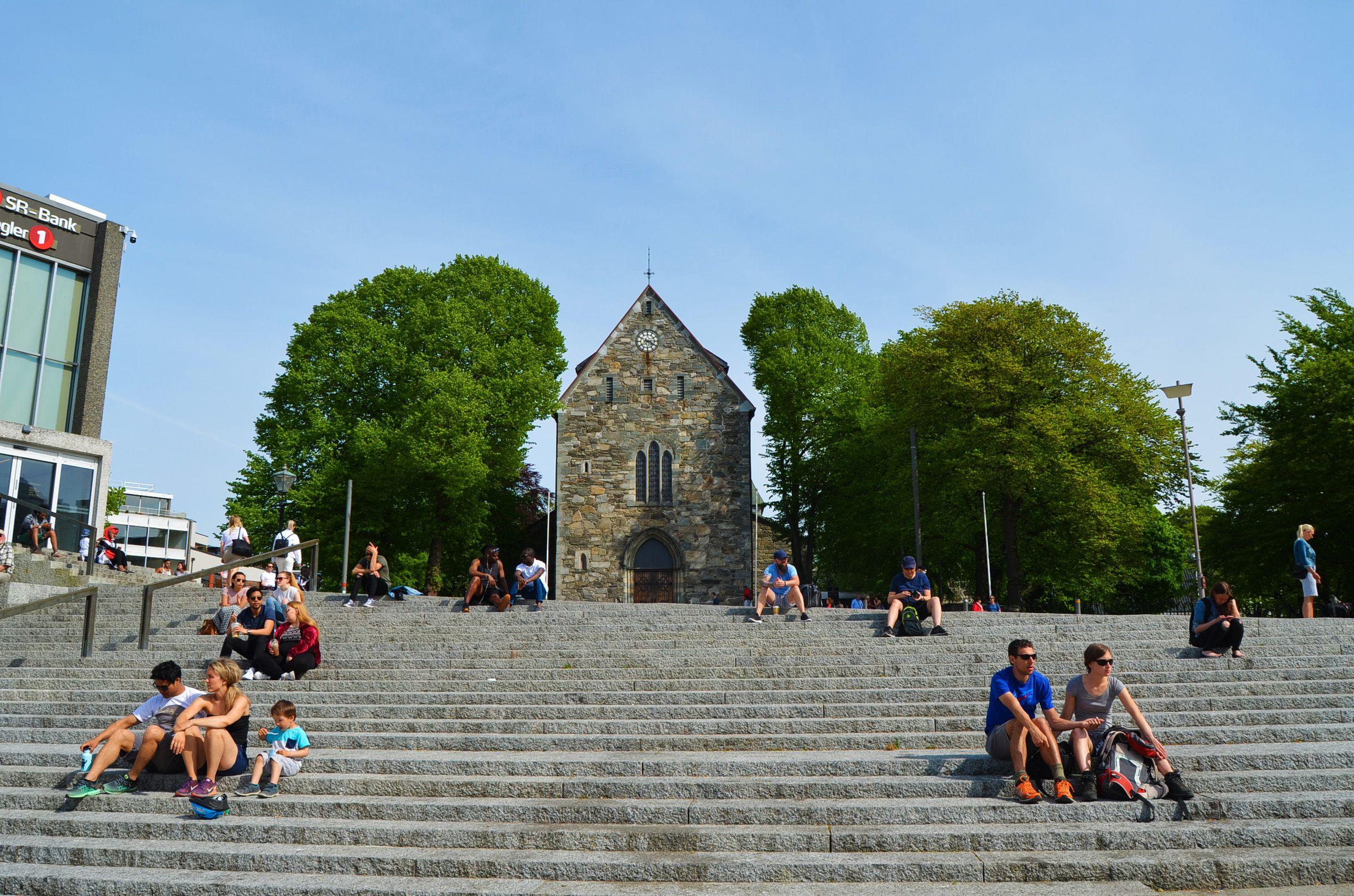 Catedral de San Swithun de Stavanger, Stavanger domkirke