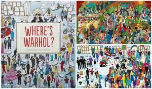 Where's Warhol? Can You Spot The Artist In These Pictures?